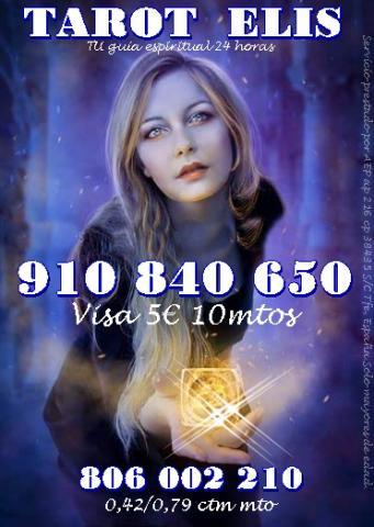 Oferta tarot visa barata Elis para el amor 910 840 650