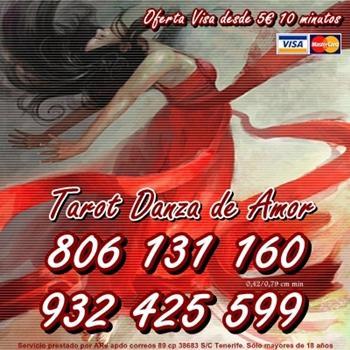 Danza de Amor Horóscopo, Videncia y Tarot por Visa oferta 10 30m