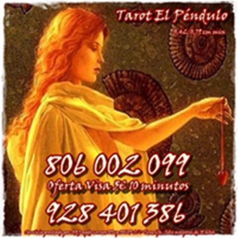 Videncia y Taot El Péndulo rpor 0,42cm min. Oferta visa desde 5