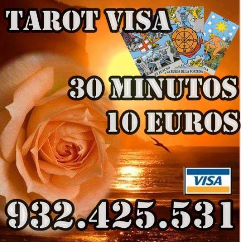OFERTA TAROT VISA ECONOMICO 20 minutos 8 euros 932.425.531