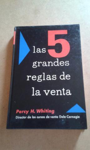 LAS 5 GRANDES REGLAS DE LA VENTA