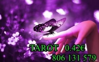 Tarot muy económico y fiable 0.42 MARTA GALVEZ 806 131 579