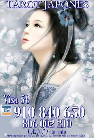 Tarot barato visa japonés 910 84 06 50 muy barato