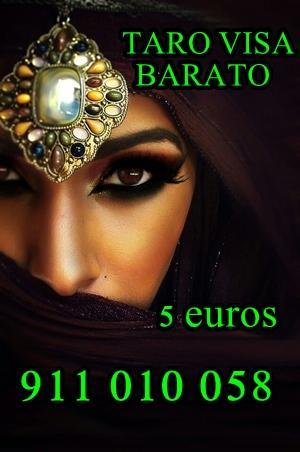 Videncia Tarot Visa 5 euros barato SHEILA videncia 911 010 058