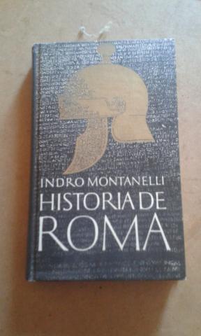 HISTORIA DE ROMA DE INDRO MONTANELLI