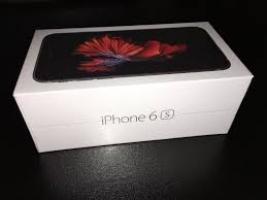 Abierto a estrenar Apple iPhone 6S 64 Gb Libre de color Oro.