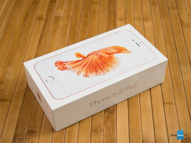 Apple IPhone 6S 32GB Plata ,Libre con Caja Factura y Garantia