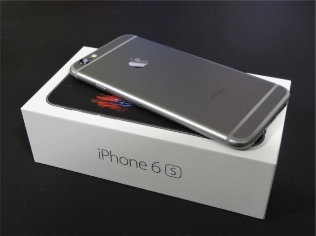 Apple iPhone desbloqueado 6S 64gb BLANCO y NEGRO