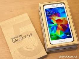 Samsung Galaxy S5 64GB Plata desbloqueado, incluyendo todos los