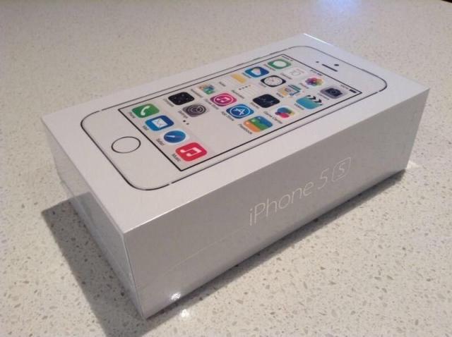 NUEVO Apple iPhone 5S 128GB PLata, último modelo(desbloqueado de