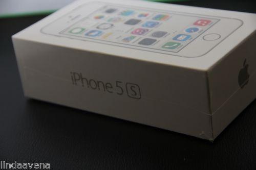 Nuevo Apple Iphone 5S 128GB, plata con garantà a hasta