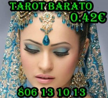 Tarot barato 0.42 CAROLINA MONTES 806 131 013 -960 000 518