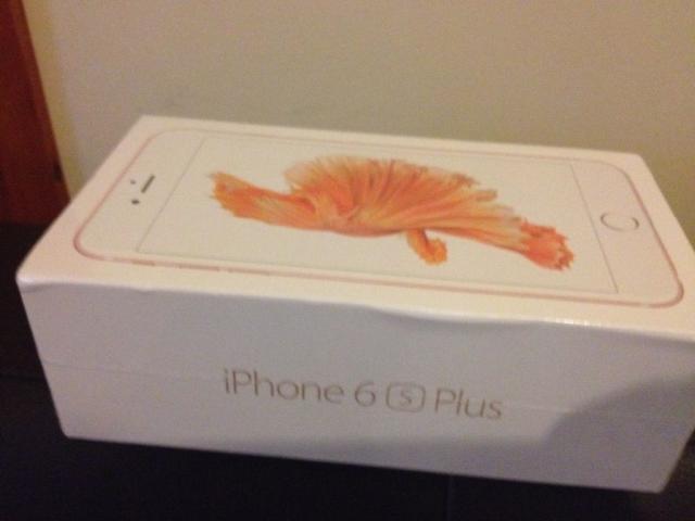 Apple iphone 6 S Plus 64GB plata- Smartphone(último modelo)
