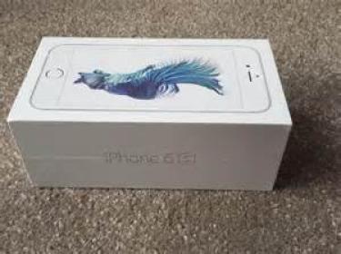 Apple iPhone 6S 128GB Oro (Verizon) Smartphone Mint Condition