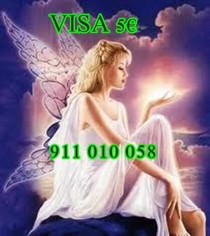 Tarot Visa muy barato 5 efectiva ANGELA 911 010 058