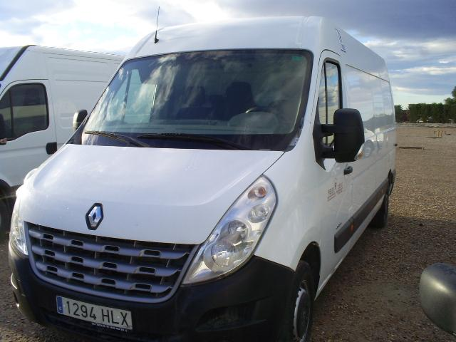 Renault MASTER 125 DCI FURGON ISOTERMO.
