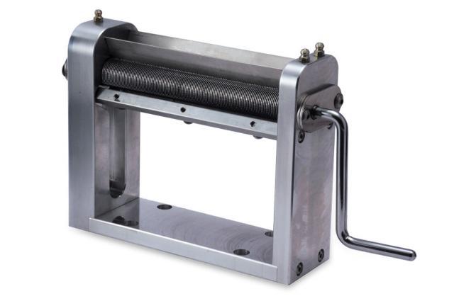 Máquina para cortar hierbas tabaco TREZO 160 0.8 V3 (Rodamientos)