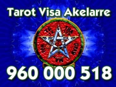 Tarot Visa barata 5 10min AKELARRE 960 000 518