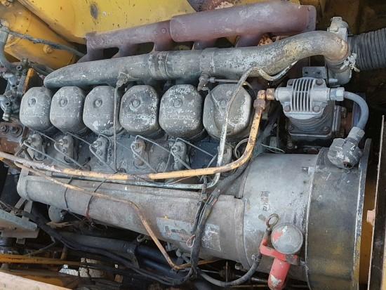 MOTOR ENGINE DEUTZ 912