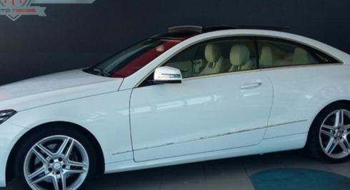 Mercedes Clase E Coupé Clase E Coupe clase coupe 220cdi BE 170cv