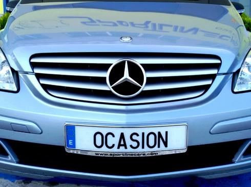 Mercedes B Class 180 cdi automático MB 180 CDI sport aut.
