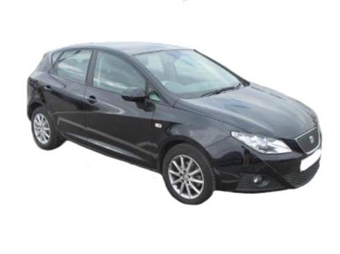 Seat Ibiza GLX 1.2 Tdi 75cv Ecomotive Style.14668km Z4Z4 Blackmagic Perl. Sensor