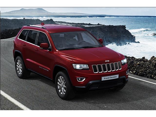 Jeep Grand Cherokee 3.0 V6 Diesel Laredo 140kW (190CV) E6