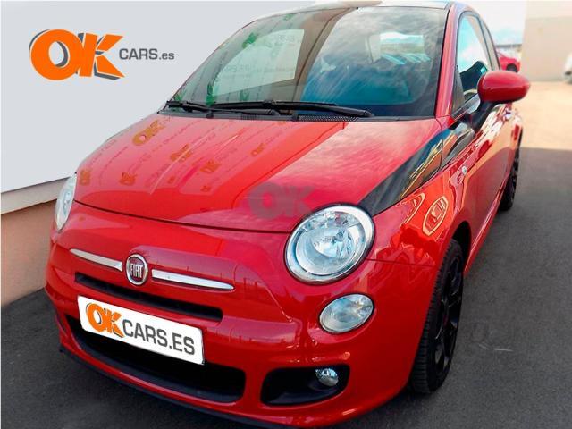 Fiat 500 1.2 69 S