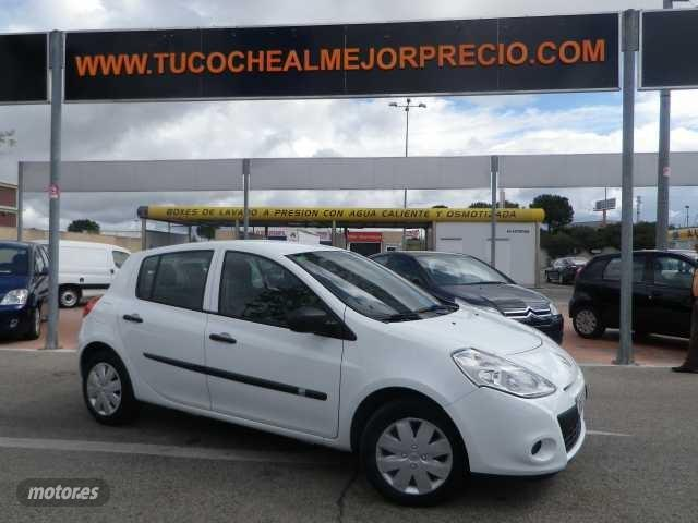 Renault Clio 1.5DCI Authentique Authentique de 2010 con 148.000 Km por 6.900 EUR