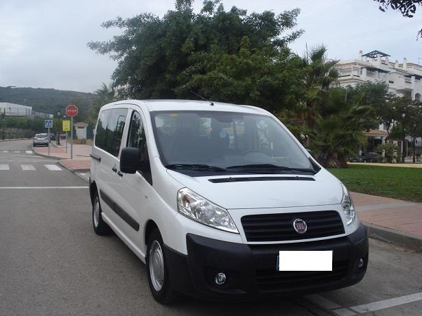 FIAT SCUDO 1.6 MJT 90cv 10 Standard Corto 5 9, 90cv, 4p del 2011