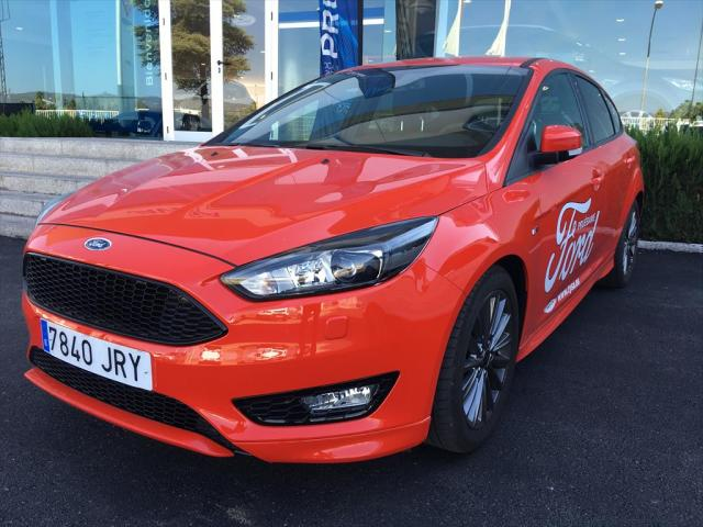 Ford Focus 1.0 EcoBoost 125 Sport 5p S S