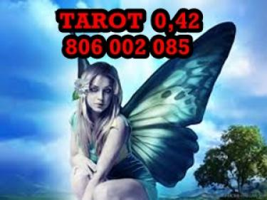 Tarot 0.42 barato económico tarot AMOR DE ANGEL 806 002 085