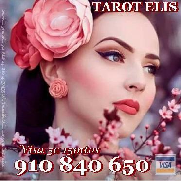 Oferta visa tarot Elis 910 840 650