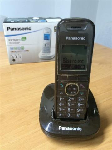 VENDO TELEFONO INALAMBRICO PANASONIC
