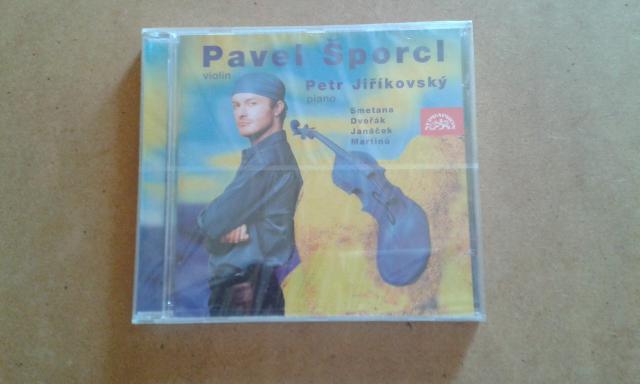 CD PAVEL SPORC VIOLÍN