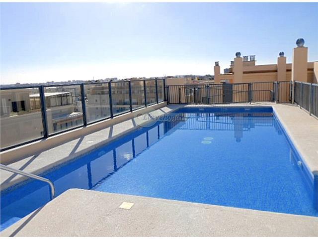 Precioso piso con piscina comunitaria en la azotea c diz for Piscinas hipercor 2016