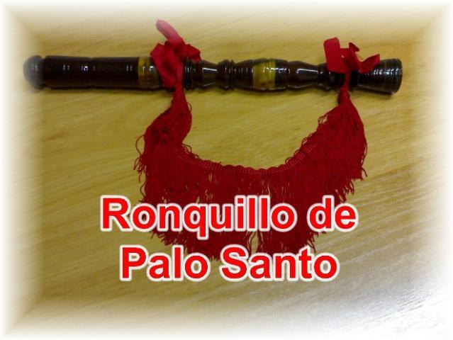 VENDO RONQUILLO DE PALO SANTO ANTIGUO PARA GAITA