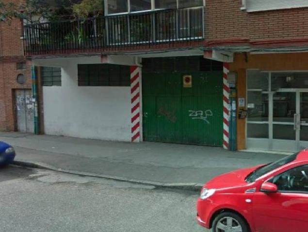 plaza amplia de garaje valladolid alquiler de garajes
