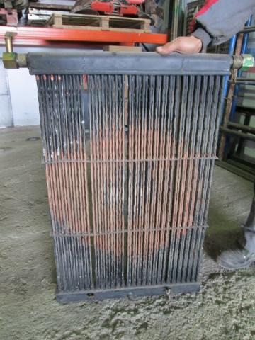 Radiador de hidraulico John Deere 1188