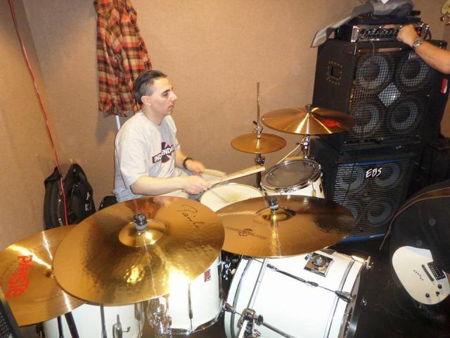 Clases particulares de Batería escuela de batería David Pardo