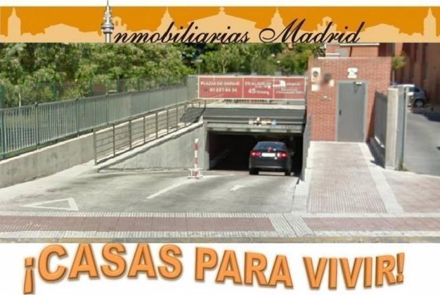 PLAZA DE GARAJE EN ALQUILER VEREDILLAS