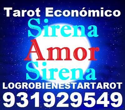 TAROT AMOR ACIERTOS 5 euros 931929549 SIRENA