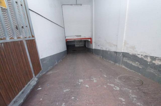 Plaza de garaje cerraza