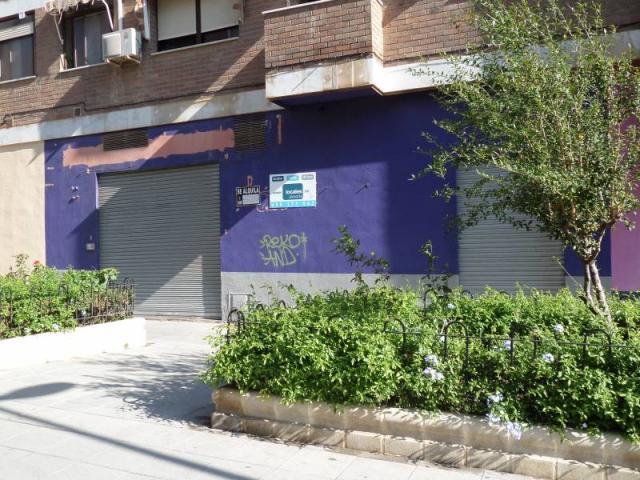Local en alquiler Blasco Ibañez 36