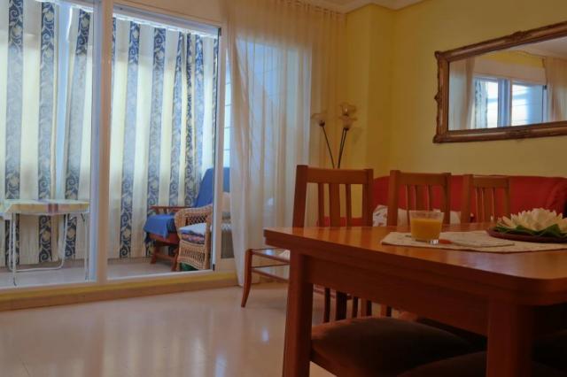 4 dormitorios, piso amplio en pleno centro de Torrevieja