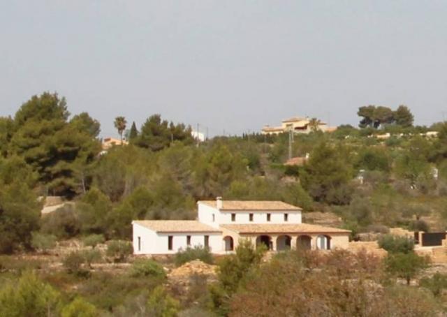 Finca rustica en Benissa, Alicante