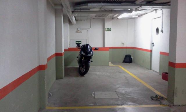 Garaje Centro Medico Vicente Soldevilla