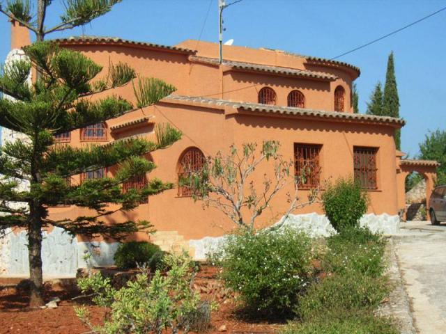 Finca rustica en Senija, Alicante