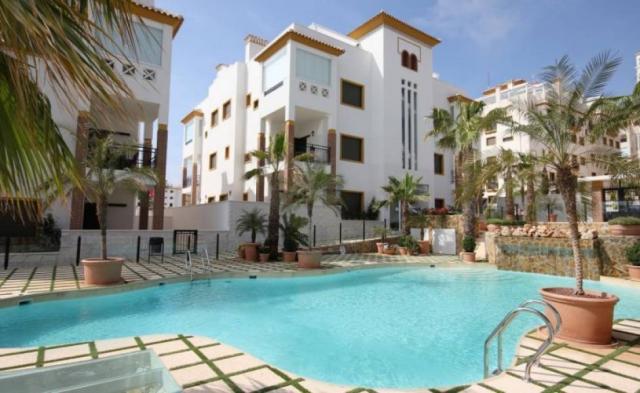 Nuevos apartamentos con vistas al mar en Guardamar del Segura