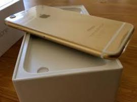 NUEVO desbloqueado Apple iPhone 6plus 64gb BLANCO.